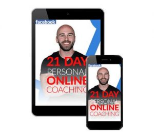 21-day personal online coaching