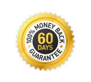 60-day satisfaction guaranteed