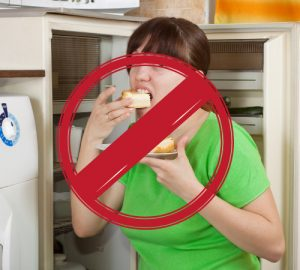 lessen food cravings