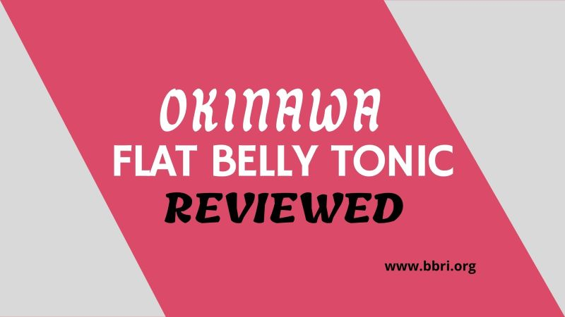 Okinawa Flat Belly Tonic REVIEW: What an exotic remedy! but