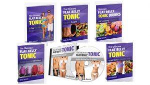 he Okinawa Flat Belly Tonic System