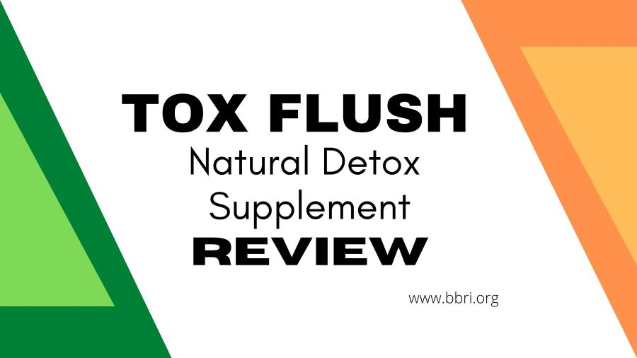 "TOX FLUSH ""Supplement"" Review + Is there anything unique??"
