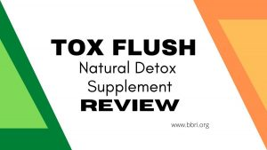 """TOX FLUSH """"Supplement"""" Review + Is there anything unique??"""